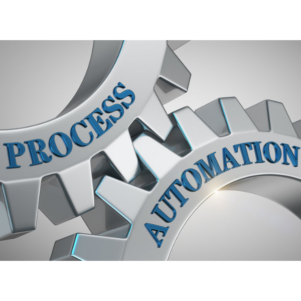 cogs with text process and automation